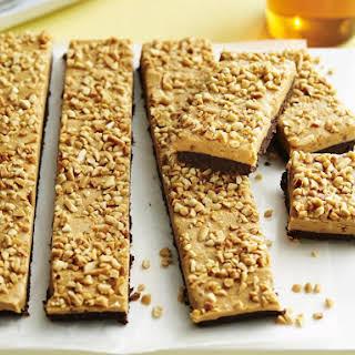 Peanut Butter Chocolate Bars.