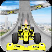 Top Speed Mega Ramp Formula Car Stunts Race Tracks