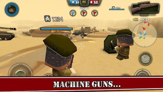 Download Call Of Mini Infinity MOD APK v2.6 [MOD, Unlimited Money] – Updated 2020 3