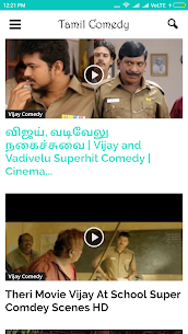 Tamil Comedy App Download for Android 3