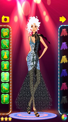 Milano Fashion Games Dress Up 2 screenshots 2