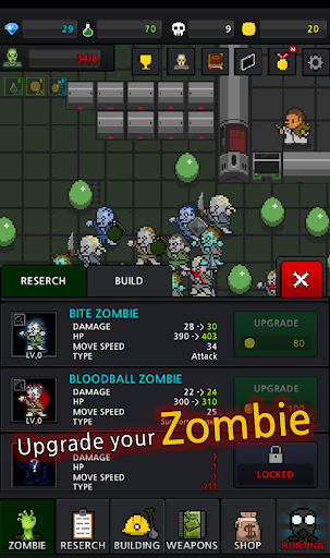 Grow Zombie VIP - Merge Zombies 36.1.2 screenshots 6