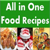All in One Food Recipes