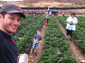 Photo: Fathers Day at Tanaka Farm