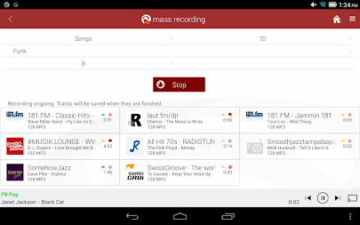 Radio Player, MP3-Recorder by Audials APK screenshot thumbnail 19