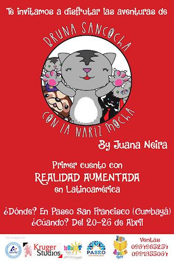 Bruna Sancocha -Life Books