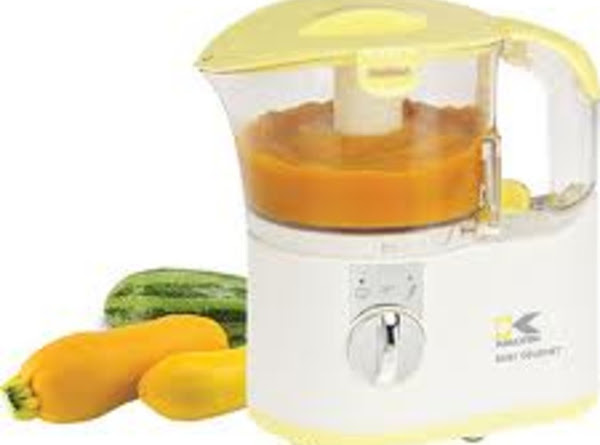 Butter-nut Squash Baby Food Recipe