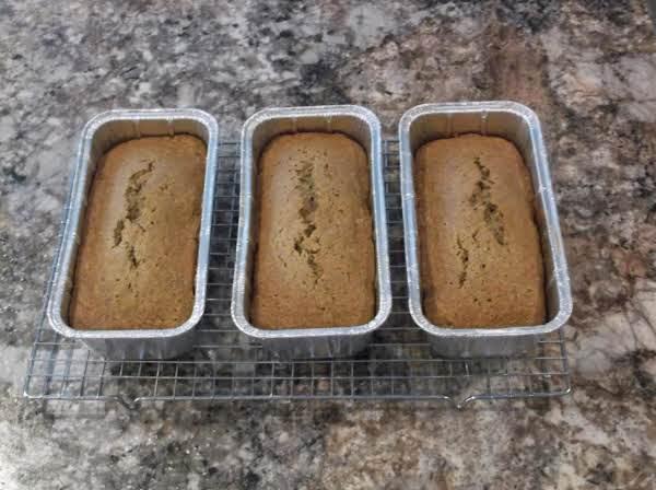 Makeover Zucchini Bread Recipe