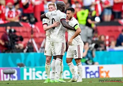 L'UEFA désigne l'homme du match des Diables....et est à côté de la plaque