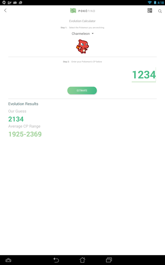 GO Tools for Pokémon GO- screenshot