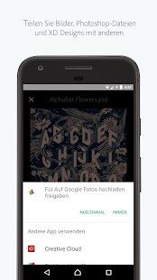 Adobe Creative Cloud – Apps bei Google Play