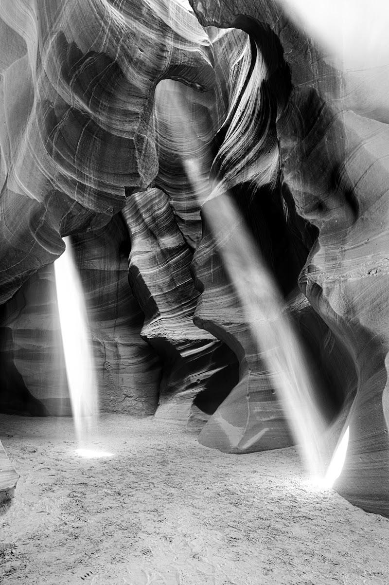 Lame di luce nel canyon di Tauri41