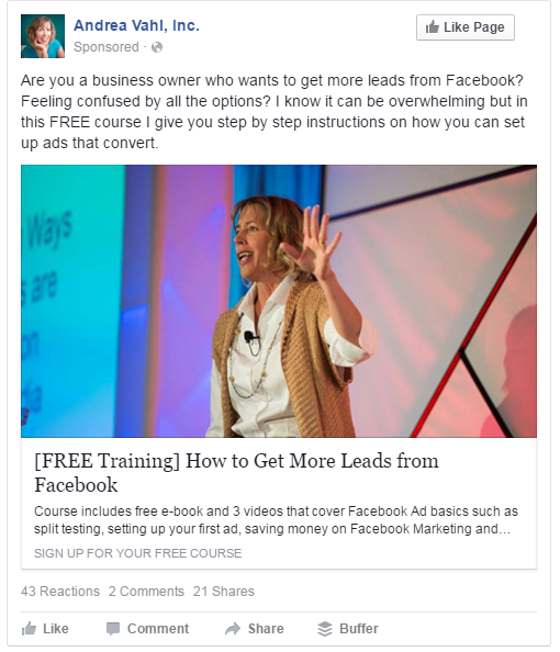 Pro Facebook marketers would never launch a campaign without