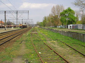 Photo: Rampa {Toruń Wschodni; 2004-04-28}