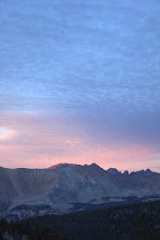 Photo: Kaweah Peaks at sunrise