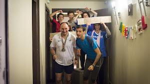 L'Arche à Paris se prépare à courir le semi-marathon de Paris 2015