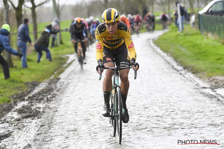 Wout van Aert ziet kansen op olympische selectie stijgen en houdt rekening met verschuiving van de Tour