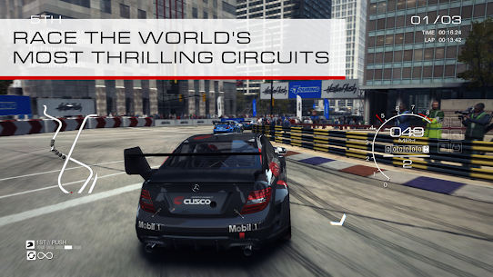 GRID™ Autosport Apk Download For Android and Iphone 3
