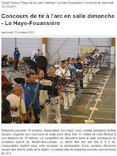 Photo: Ouest France du 12 Octobre 2011