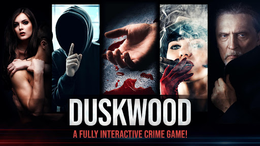 Duskwood - Crime & Investigation Detective Story 1.5.0 screenshots 1