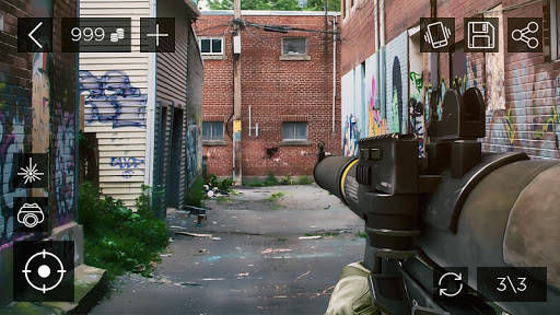 Gun Camera 3D Simulator  screenshots 10