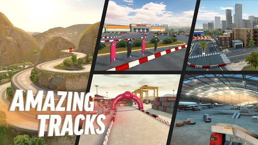 Drift Max Pro - Car Drifting Game with Racing Cars  screenshots 3