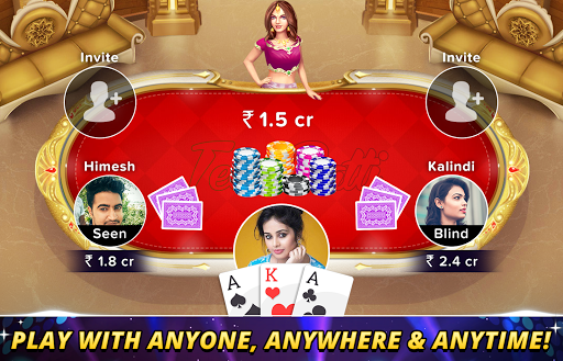 Classic Teen Patti -3Patti android2mod screenshots 2