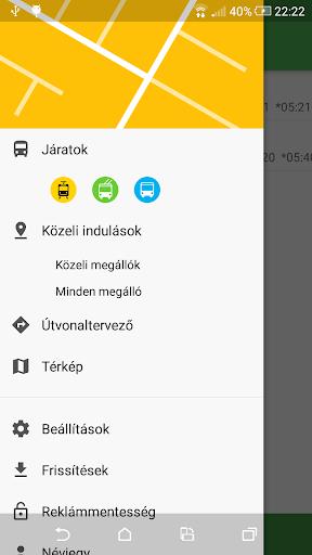 Szegedi Menetrend