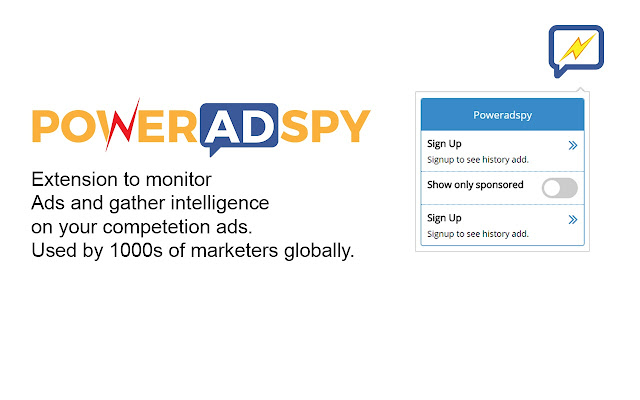 PowerAdSpy - Ad Intelligence