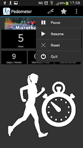Pedometer - Personal Trainer screenshot 2