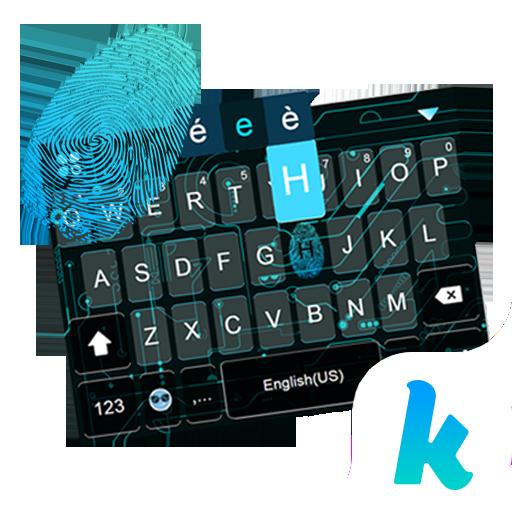 Keyboard - FingerprintSL New Theme