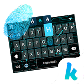 FingerprintSL Keyboard theme - New theme