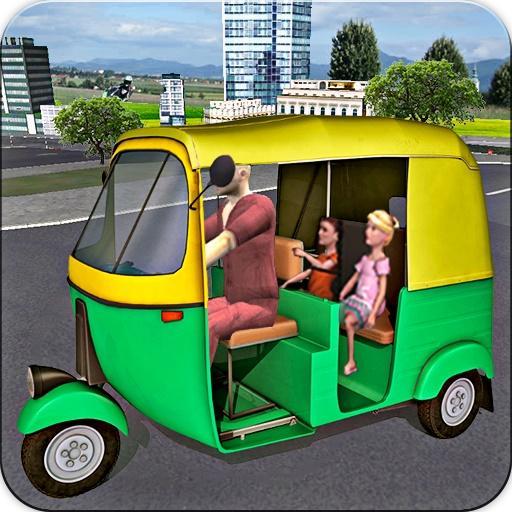 Rickshaw Run: Tuk Tuk Rush (game)