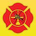 Metro Fire House Icon