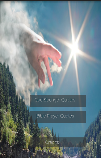 God Strength And Praying Quotes 1.3 screenshots 3