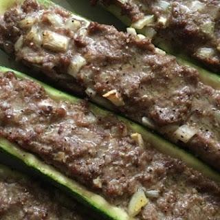 Stuffed Zucchini Ground Beef Recipes