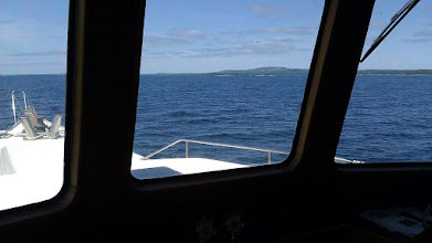 Photo: Once past Little Current under way to Gore Bay