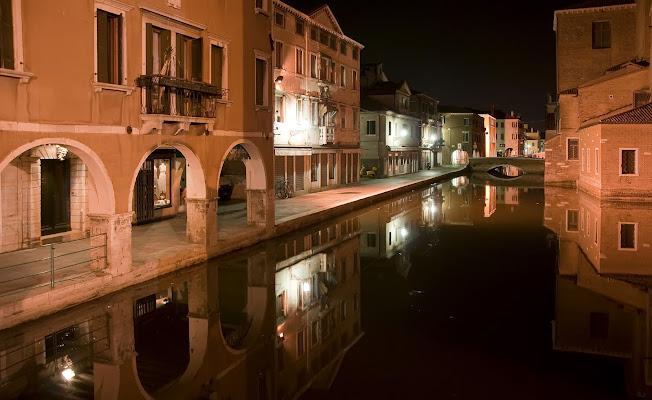 Il canal Vena a mezzanotte di Mauro Cestaro