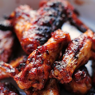 Grilled Chicken Wings Tai-Pan