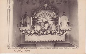 Photo: Intérieur de l'oratoire