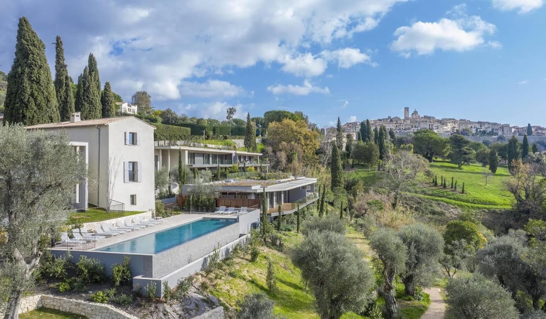 Appartement avec terrasse et piscine Saint paul de Vence