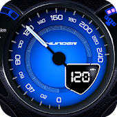 GPS Speedometer with Map