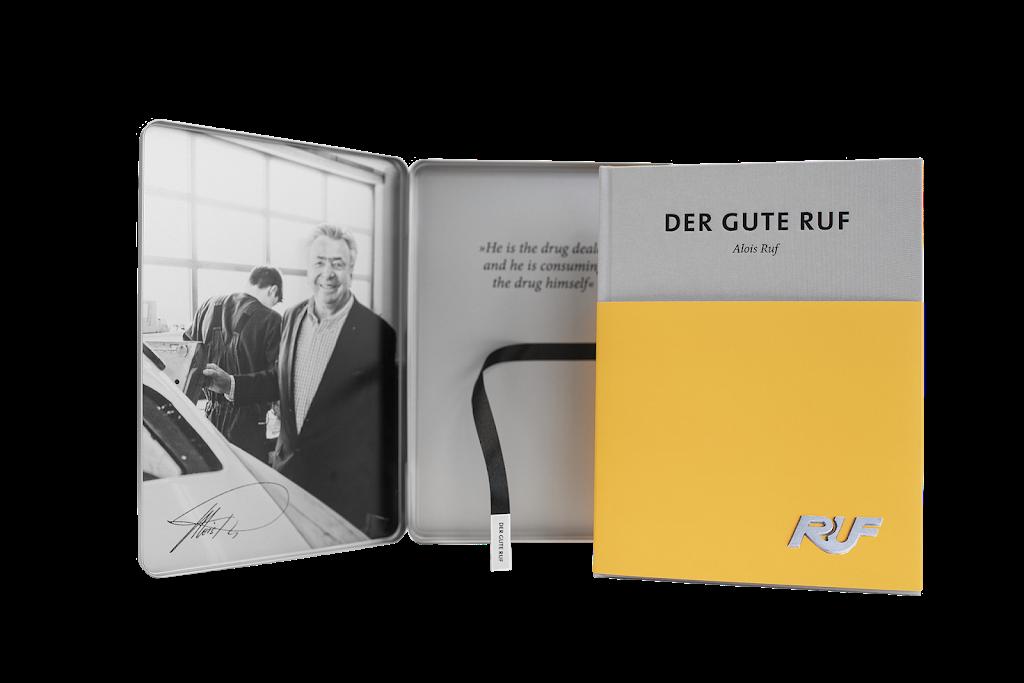 Alois Ruf / DER GUTE RUF / FREISTELLER 1