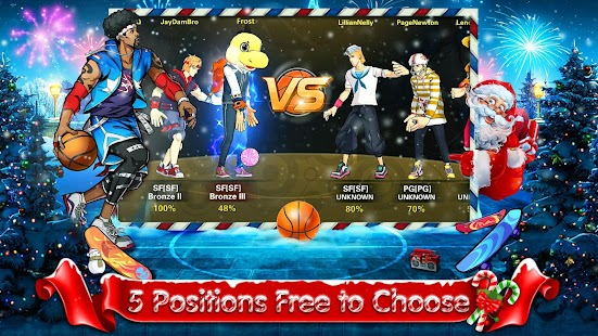 Dunk Nation 3X3- screenshot thumbnail