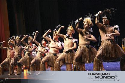 CHILE - Ballet Folklórico Municipal de Rancagua