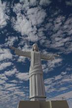 Photo: Cristo blanco Moquegua (28 y 29-Julio-2012)