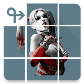 Female Joker Quiz Image