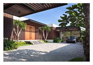 Photo: #Casas Stunning Open Concept House Six Ramsgate, Singapore Año: 2009 Proyecto: Wallflower Architecture http://www.facebook.com/media/set/?set=a.10150305117832163.343310.133471887162&type=1
