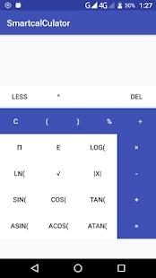 SmartCalculator2 - náhled