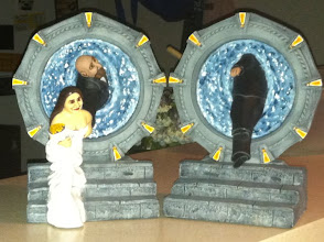 Photo: Handmade Cake Toppers!